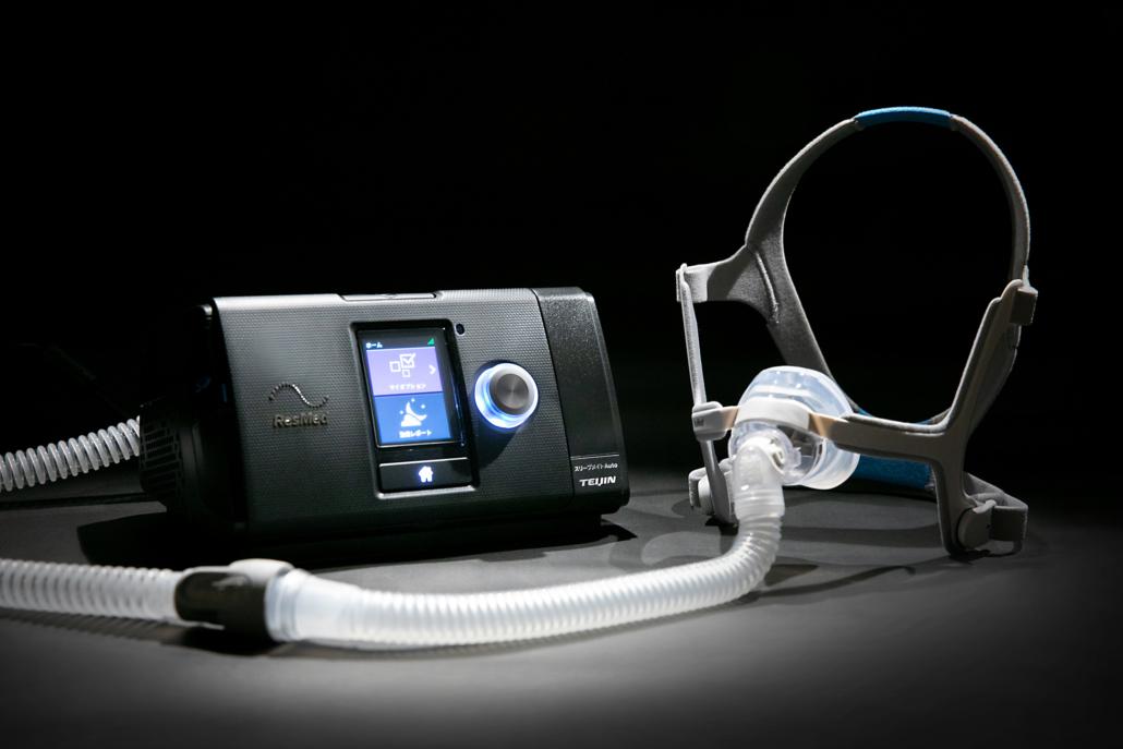 睡眠時無呼吸症候群(SAS) 治療装置
