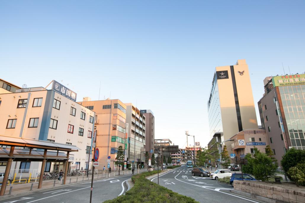 辻本内科医院 近鉄大和八木駅前